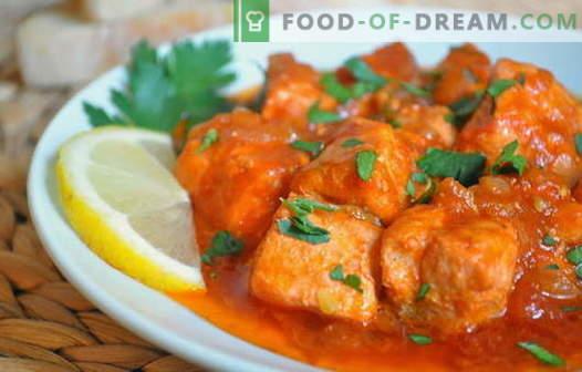 Пилешки готвачи са най-добрите рецепти. Как да готвя chakhokhbili от пиле.
