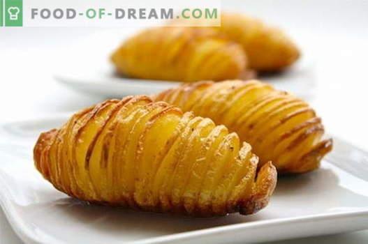 Картофи в бавен котлон - най-добрите рецепти. Как да правилно и вкусно готви картофи в бавен печка.