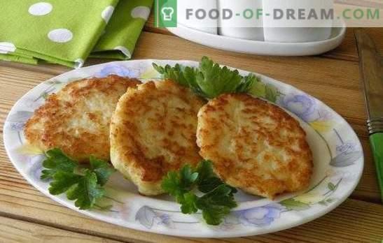 Рибни парченца - вкусни и здравословни! Рецепти апетитни бита риба с булгур и зеленчуци от пикша, херинга, цаца