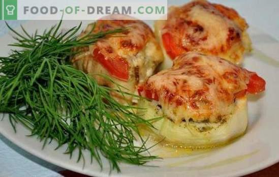 Тиквички с кайма и домати: здраво вкусно! Най-добрите опции за пълнене на тиквички с кайма и домати
