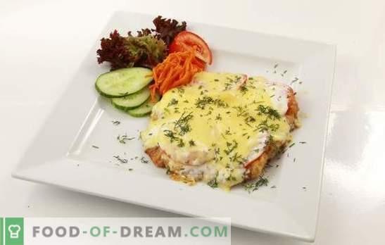 Френско месо с домати: френски никога не е мечтал! Тайни рецепти за готвене на месо на френски с домати