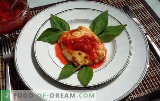 Пържени сулугуни - като в ресторанти! Рецепти за готвене и най-добри опции за паниране на пържени сулугуни
