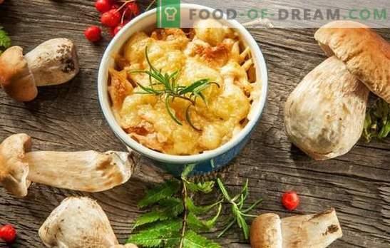 Жюлиен с гъби и сирене - френска супа? Невероятни приключения на джулиен с гъби и сирене в Русия