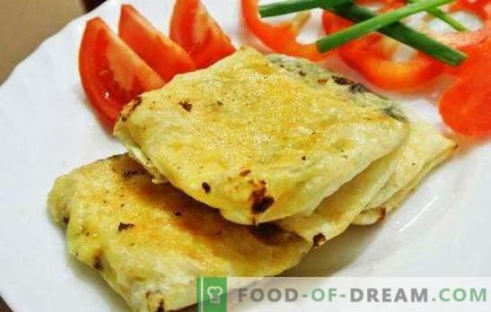 Мързел хачапури - всеки празник! Добавете мързеливи хачапури към любимата си рецепта
