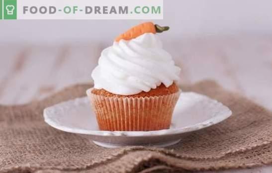 Морковни кифли - вкусни и здравословни сладкиши. Селекция от най-добрите рецепти за кифли от моркови, сладки и солени