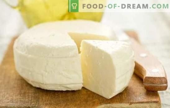 Домашно сирене: стъпка по стъпка рецепта за натурален млечен продукт без добавки. Тайните на вкусното домашно сирене (стъпка по стъпка рецепти)