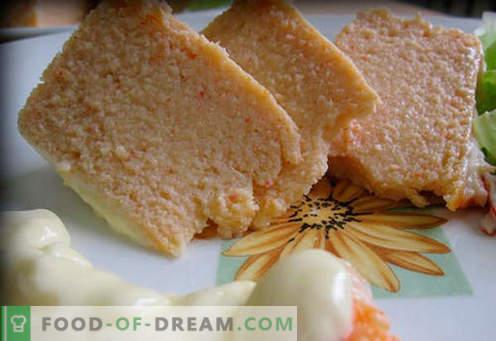 Суфле в бавен котлон - най-добрите рецепти. Как бързо и вкусно да приготвите суфле в бавен котлон.