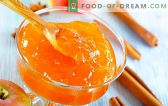 Ябълково сладко с портокал - стар вкус, нов аромат! Рецепти ябълково сладко с портокали за зимата и точно така