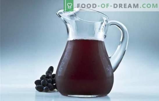 Изабела грозде компот за зимата - напитка с уникален аромат. Най-добрите рецепти компот от грозде Изабела за зимата