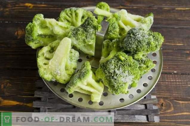 Котлети от броколи