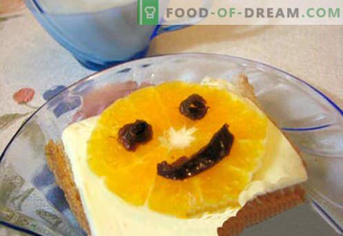 I panini per bambini sono le migliori ricette. Come cucinare velocemente e gustosi panini per bambini.