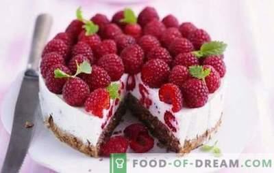 Ciasto malinowe to letnia pokusa na słodycze. Przepisy na letnie ciasta malinowe: maliny na deser - życie jest dobre!