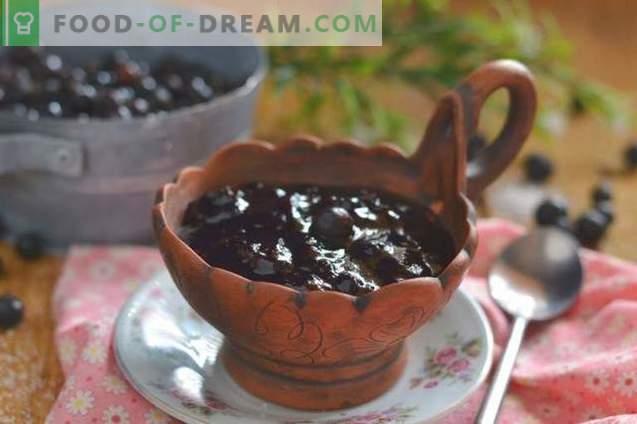 Кашкавал от черно касис - просто, вкусно, полезно!