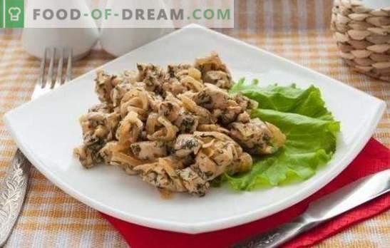 Пилешко филе в бавен котлон - рецепти на първото и второто ястия с най-нежното месо. Пилешко филе в бавен котлон: препоръки