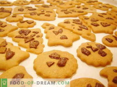 Рецепти за колачиња: овес, лимон, ѓумбир, бадем, ореви