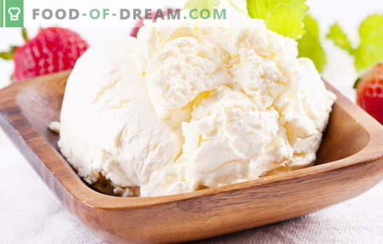 Mascarpone cream - the most delicate filling for homemade desserts. Recipes amazing mascarpone creams for every taste