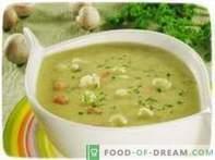 Супа от карфиол.