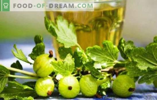 Витамин чудо - компот от цариградско грозде с оранжево. Как да приготвяте компот от цариградско грозде с оранжево за зимата