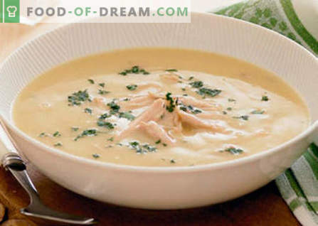 Пилешка супа - най-добрите рецепти. Как правилно и вкусно да се готви пилешка супа.