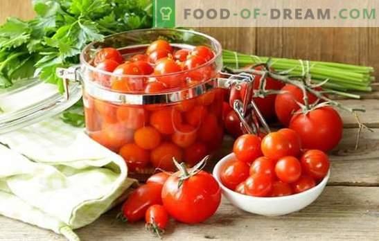 Да се подготвят домати за зимата без готвене - трудно ли е? Най-добрите рецепти на вкусни домати за зимата без готвене
