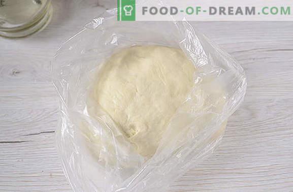 Кнедли с картофи: фото-рецепта стъпка по стъпка. Ние правим кнедли с картофи за гладуване и не само: всички трикове на процеса, изчисляването на калории
