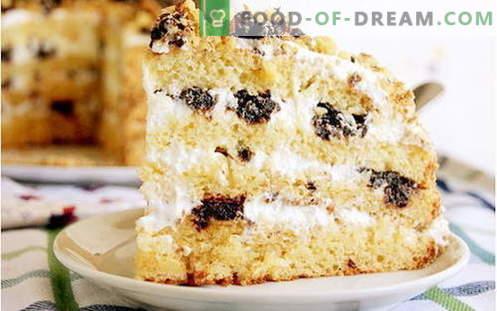 Медена торта - най-добрите рецепти. Как правилно и вкусно да приготвяме медена торта.