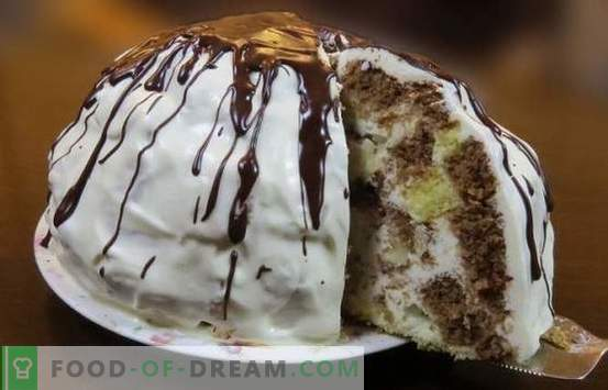 Панчо тортата с ананаси е удивителен десерт на вашата маса. Най-добрите рецепти за панчо торта с ананаси: прости и сложни
