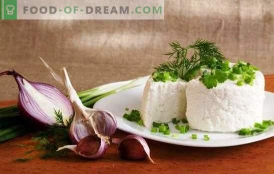 Сиренето от козе мляко е здравословен продукт. Какви ястия могат да се приготвят с козе сирене?