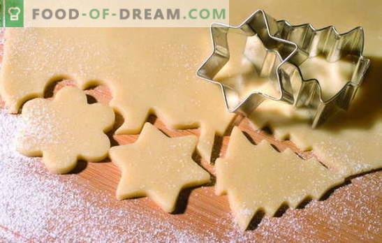 Бързо приготвени сладкиши от маслено тесто! Ние радваме домакинствата с бърз печене на пясък: кокосов орех, шоколад, захар