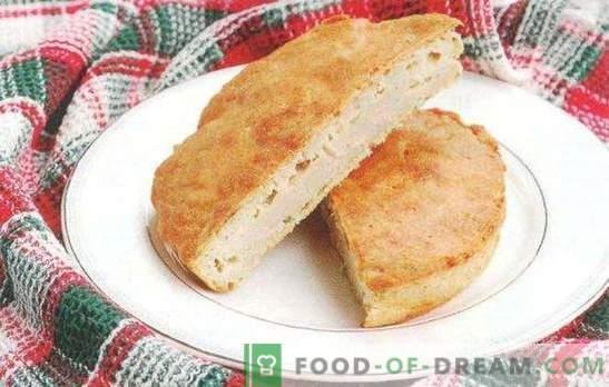 Стъпка по стъпка рецепти за кайма пиле суфле в пещ, микровълнова печка и пара. Как бързо да направите суфле от мляно пиле