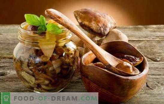 Хайвер с чесън гъба - основните правила за готвене. Доказани рецепти от гъбен хайвер с чесън и правилните съставки