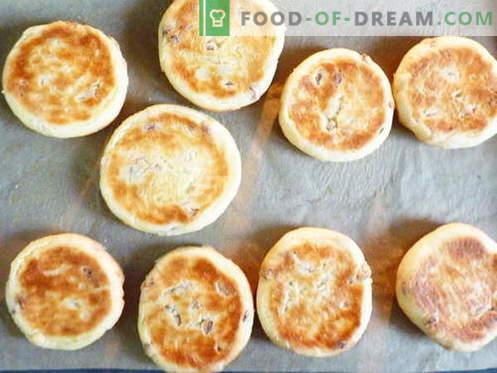 Cheesecakes - най-добрите рецепти. Как да се готви чийзкейк правилно и вкусно.