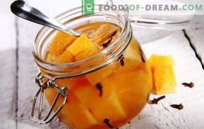 Melone sott'aceto: esperimenti inaspettati con i gusti. Le migliori ricette per il melone in salamoia: con miele, ciliegia, zenzero