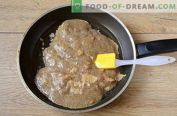 Как да се изпържи хайвер с яйце в тенджера: авторска фотографска рецепта стъпка по стъпка. Какво да правим с хайвер, уловена речна риба? Пожар!