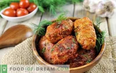 Grechanik su smulkinta mėsa orkaitėje yra ne tik mėsainiai! Kvapnios ir sultingos graikiškos kepimo orkaitėje su padažais, grybais, kepenimis