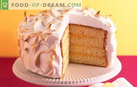 Бисквитена торта със заквасена сметана е шедьовър! Рецепти за бисквити със заквасена сметана: плодове, ядки и др.