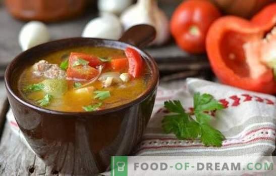Заешка супа - единство на вкус и полза! Рецепти за заешка супа с фасул, ориз, макаронени изделия, крем, гъби и леща