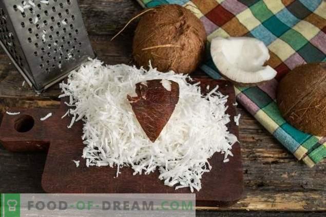 Германска кокосова торта Кучен